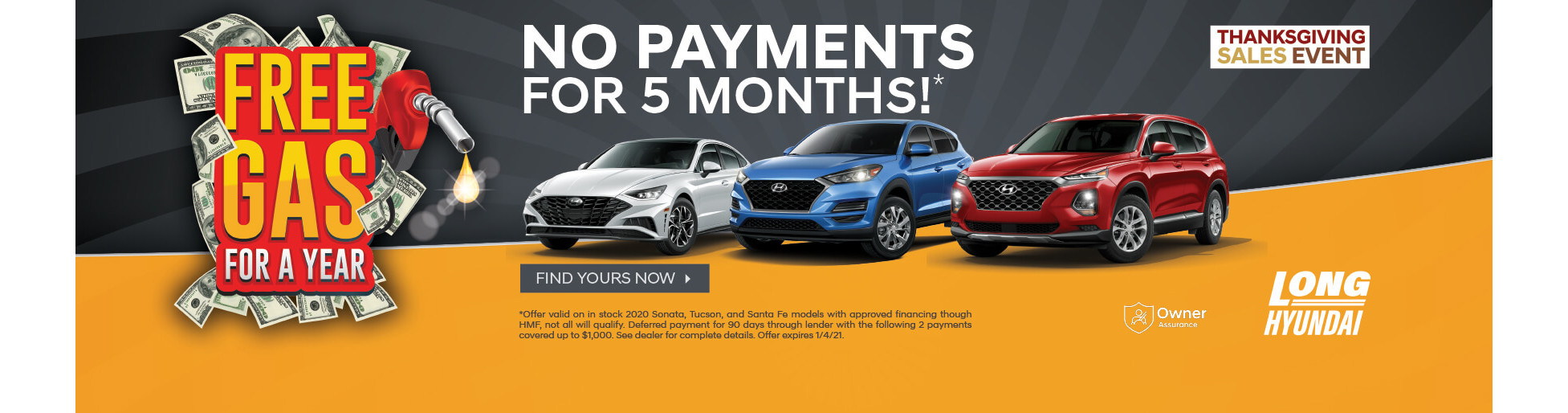 No Payments for 5 Months